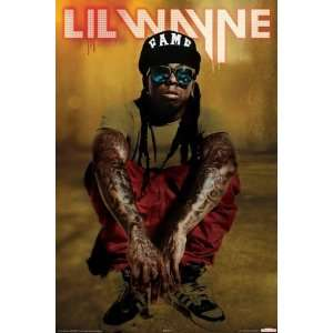 Lil Wayne Fame Hip Hop Rap Music Poster 24 x 36 inches