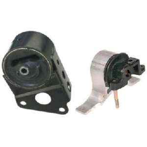 M020 02 09 Nissan Engine Motor Mount Set 2 112708J10A 112108J100