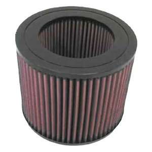 Replacement Round Air Filter   1980 1989 Toyota Land Cruiser 4.0L L6
