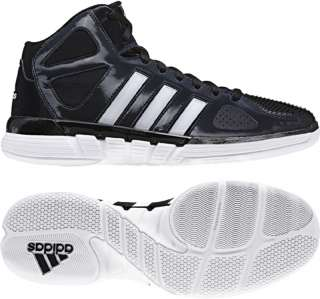 Adidas Pro Model 0 Black/White Mens Basketball Shoes
