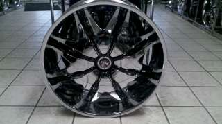 26 DUB DOGGY STYLE WHEELS & TIRES LEXANI TIS HUMMER H2