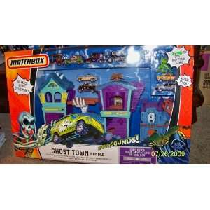Haunted House & Haunted Castle Set Monsters Included Toys & Games