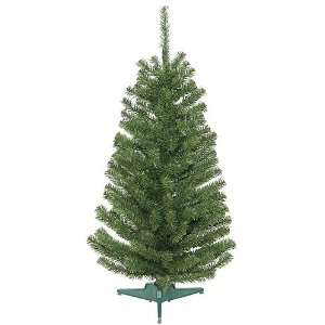 3.5 Balsam Fir Artificial Christmas Tree   Unlit