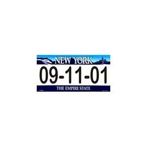NY New York State Background 91101 License Plate Tags Plate Tag Tags