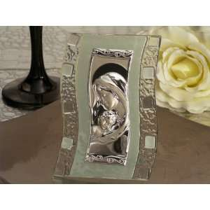 Wedding Favors Murano Art Deco Icon with Frosted glass
