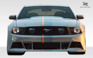 2010 2012 Ford Mustang Tjin Edition DURAFLEX Front Body Kit