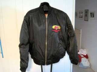 Rolling Stones Blimp Flight Crew Jacket 2002 Concert Tour Promotion