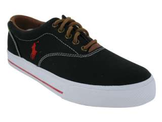 POLO RALPH LAUREN VAUGHN CANVAS SHOES 816117224001