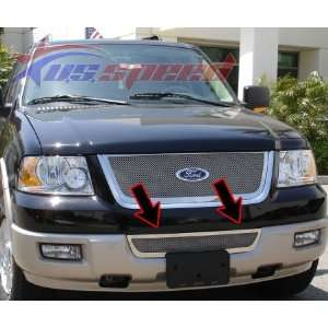 2003 2006 Ford Expedition Wire Mesh Grille Lower   T Rex