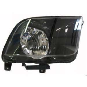 05 06 FORD MUSTANG HEADLIGHT HEAD LIGHT LAMP NEW RH