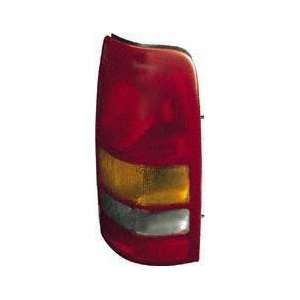 CHEVY CHEVROLET SILVERADO PICKUP TAIL LIGHT RH (PASSENGER SIDE) TRUCK
