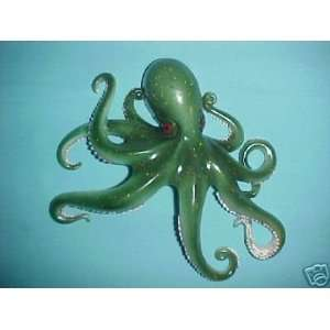 Tropical Octopus Tiki Beach Bar Kid Nursery Bath Wall 4