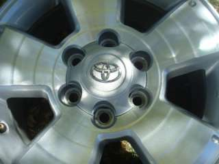 17 Toyota Tundra 4Runner Sequoia LandCruiser Tacoma OEM Wheels Rims