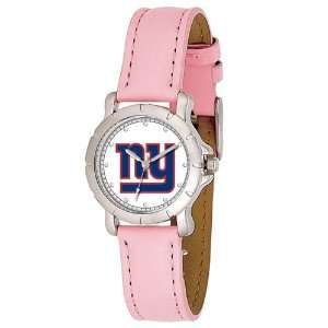 New York Giants NFL Ladies Player Series Watch (Pink