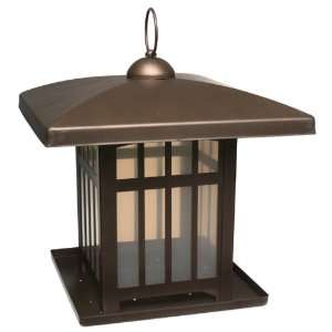 8301 Avant Garden Mission Lantern Bird Feeder Patio, Lawn & Garden