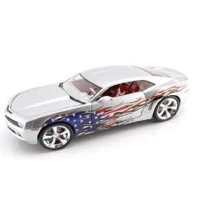 Jada Toys Bigtime Muscle   Chevy Camaro Concept Hard Top (2006, 124