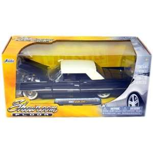 1963 Cadillac 2 Door Coupe Hard Top 124 Scale (Black/White Top )