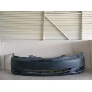 Toyota Camry Le Xle Front Bumper W/O Fog Lamps 02 04