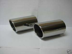 HONDA ACCORD V6 MUFFLER EXHAUST TIPS 03 04 05