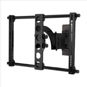 VisionMount 29.5 Universal Wall Mount   Black with In