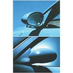 BMW E46 M3 Style Manual Fold Power Mirrors Coupe 03 05