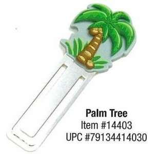 Hawaii Souvenir Bookmark Palm Tree