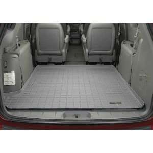 2005 2007 Chrysler Town & Country Grey WeatherTech Cargo