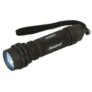 DORCY TACTICAL GEAR LED FLASHLIGHT 45 LUMEN 3AAA  Sports