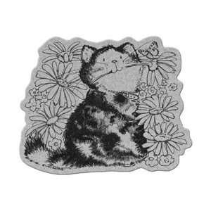 Penny Black Cling Rubber Stamp 4X5.25 Arts, Crafts
