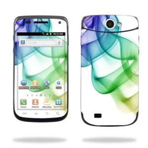 Samsung Exhibit II 4G Android Smartphone Cell Phone Skins Smokey Color