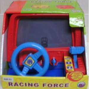 Play & Learn Racing Force Toys & Games