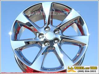 New 19 Lexus RX350 Factory OEM Chrome Wheels Rims