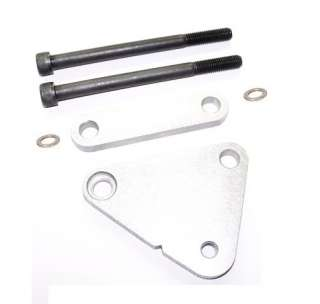 Idler Pulley Relocation Bracket Chevrolet Truck LQ LS1 Intake Manifold
