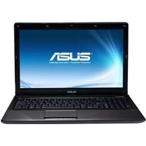 ASUS COMPUTER INTERNATIONAL, Asus K52F A2B 15.6 LED