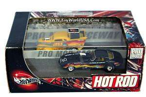 Hot Wheels Hot Rod Magazine Pro Mods 37 Chevy & 67 Corvette