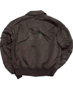 ALPHA INDUSTRIES CWU PILOT JACKET MENS BOMBER FLYING COAT SAGE W