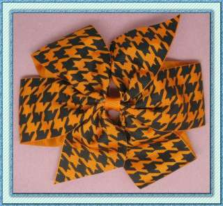 pcs 5 inch Girls Baby Toddle Infant Large dots Bow Clip for hair or