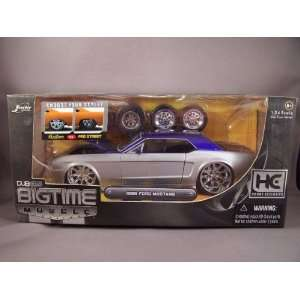 Dub City 1965 Mustang 124 Scale Toys & Games