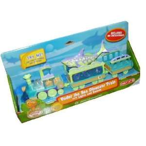 Under the Sea Dinosaur Train with Lights and Sounds Toys & Games