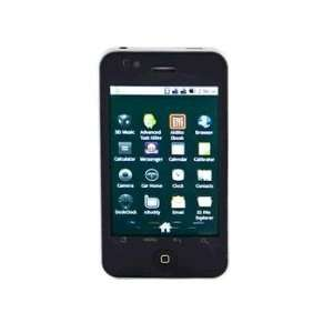 3.5 QVGA Touch Screen Quad Band Dual SIM Dual Standby