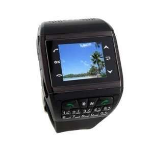 Q8 1.3 QVGA Touch Screen Quad band Dual Sim Watch Cell