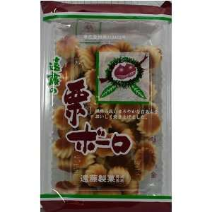 Endo Kuri Mini Chestnut Cake  Grocery & Gourmet Food
