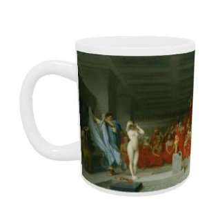 on canvas) by Jean Leon Gerome   Mug   Standard Size