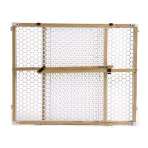 Safety 1st 24 Wood Security Gate Baby