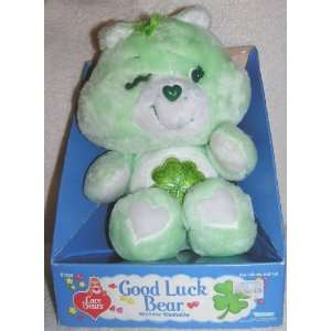 1984 Vintage Care Bears 13 Plush Good Luck Bear Toys & Games