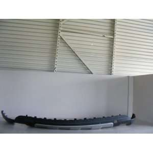 Mercedes Benz Ml Class Rear Bumper Lower Spoiler 06 11