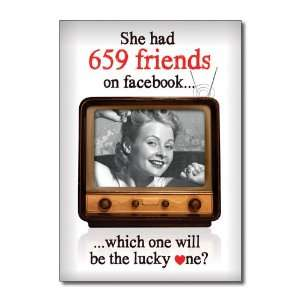 Funny Valentines Day Card Facebook Friends Humor Greeting