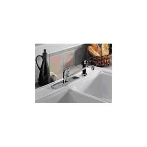 Peerless P15 Classic, Single Handle Kitchen Faucet, Chrome