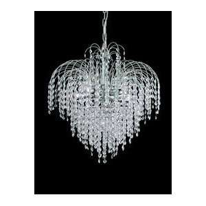 Dale Tiffany GH70249 Massa 6 Light Single Tier Chandelier
