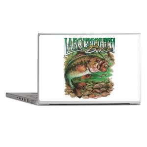 Laptop Notebook 7 Skin Cover Largemouth Bass Everything